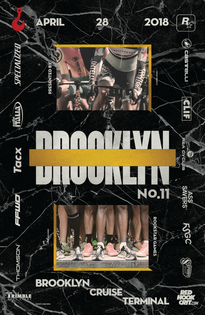 Brooklyn No.11 - Official Poster