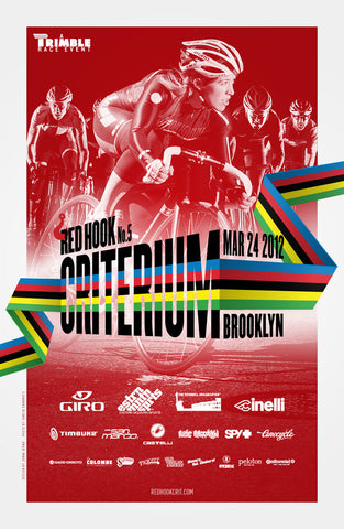 Red Hook Crit 2012 Poster