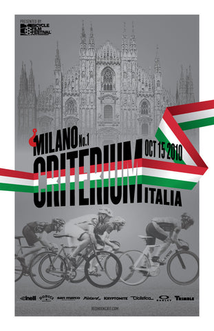 Milano No.1 - Official Poster