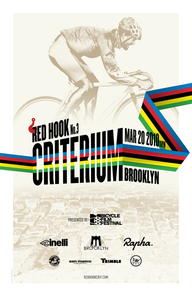 Red Hook Crit 2010 Poster