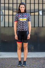 Milano No.9 - Castelli Women's Official Podio Jersey