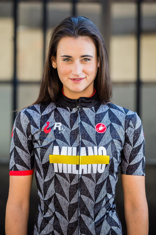 Milano No.9 - Women's Official Podio Jersey