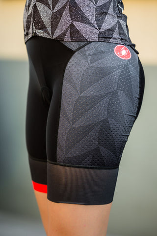Milano No.9 - Castelli Women's Team Shorts