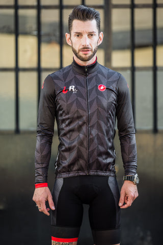 Milano No.9 - Castelli Long Sleeve Jersey (EU)