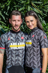Milano No.9 - Castelli Men's Official Podio Jersey