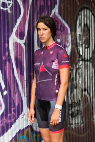 Barcelona No.4 - Castelli Women's Short Sleeve Jersey