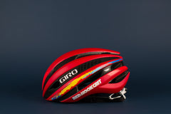 Red Hook Criterium x Giro 2015 Synthe Helmet (Red)