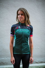 London No.1 - Castelli Women's Short Sleeve Jersey