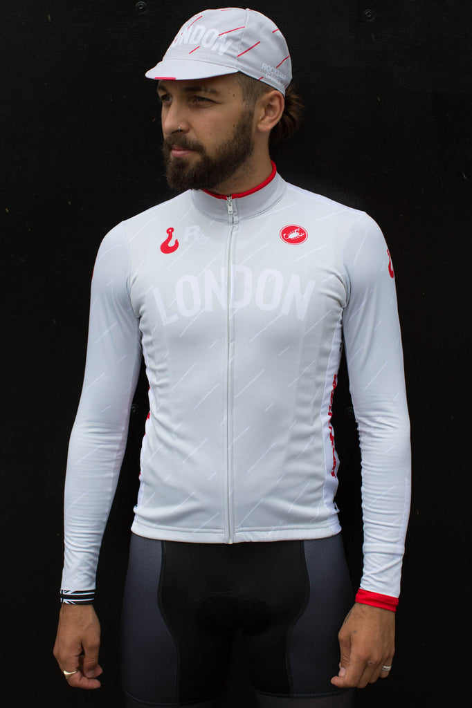 London No.3 - Castelli Long Sleeve Jersey