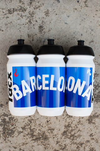 Barcelona No.5 - Tacx Shiva Water Bottle