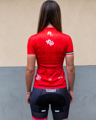 Milano No.8 - Castelli Women's Short Sleeve Jersey