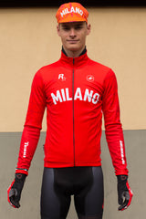 Milano No.8 - Castelli WINDSTOPPER® Jacket