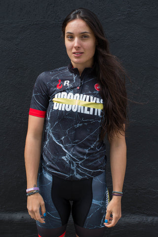 Brooklyn No.11 - Castelli Women's Official Jersey (New Podio Design!) (EU)