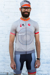 Brooklyn No.9 - Castelli Men's Short Sleeve Jersey
