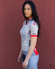 Brooklyn No.9 - Castelli Women's Short Sleeve Jersey