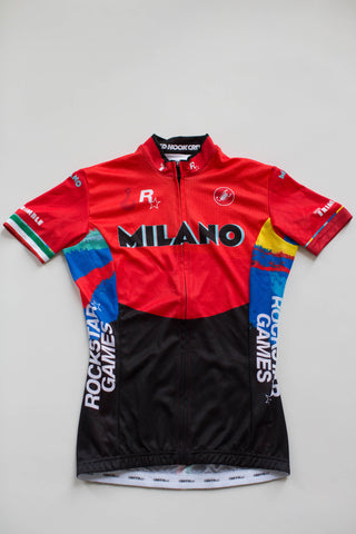 Milano No.6 - Castelli Men's Short Sleeve Jersey (size small only)