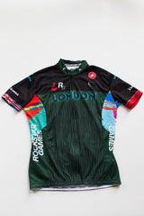 London No.1 - Castelli Men's Short Sleeve Jersey