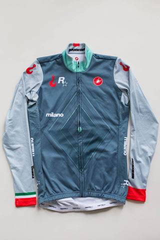 Milano No.7 - Castelli Long Sleeve Jersey (size small only)