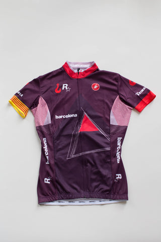 Barcelona No.4 - Castelli Men's Short Sleeve Jersey
