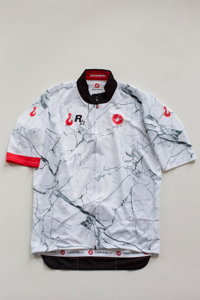 Brooklyn No.11 - Castelli Men's Alternative Jersey (New Podio Design!)
