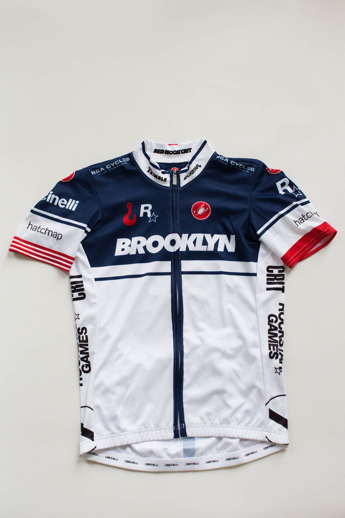 Brooklyn No.7 - Castelli Short Sleeve Women's Jersey