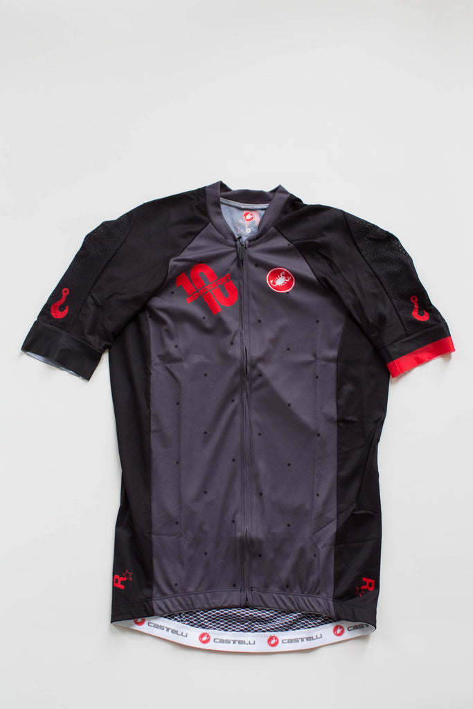 Brooklyn No.10 Aero Race Jersey (size Large only)