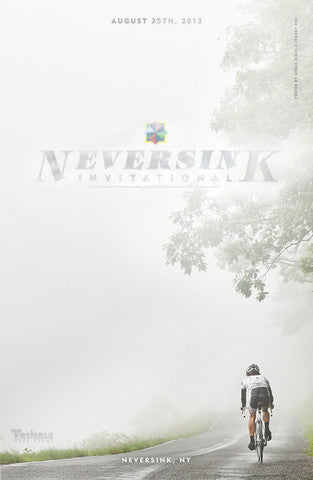 2012 Neversink Invitational Poster
