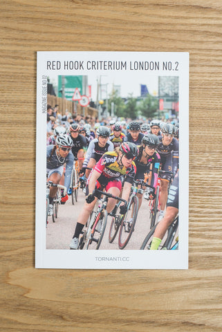 Tornanti x Red Hook Criterium London No.2 - Magazine Issue No.02