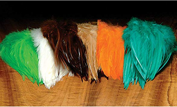 Hareline Select Saddle Hackle