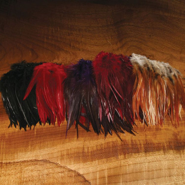 Hareline Wooly Bugger Saddle Hackle