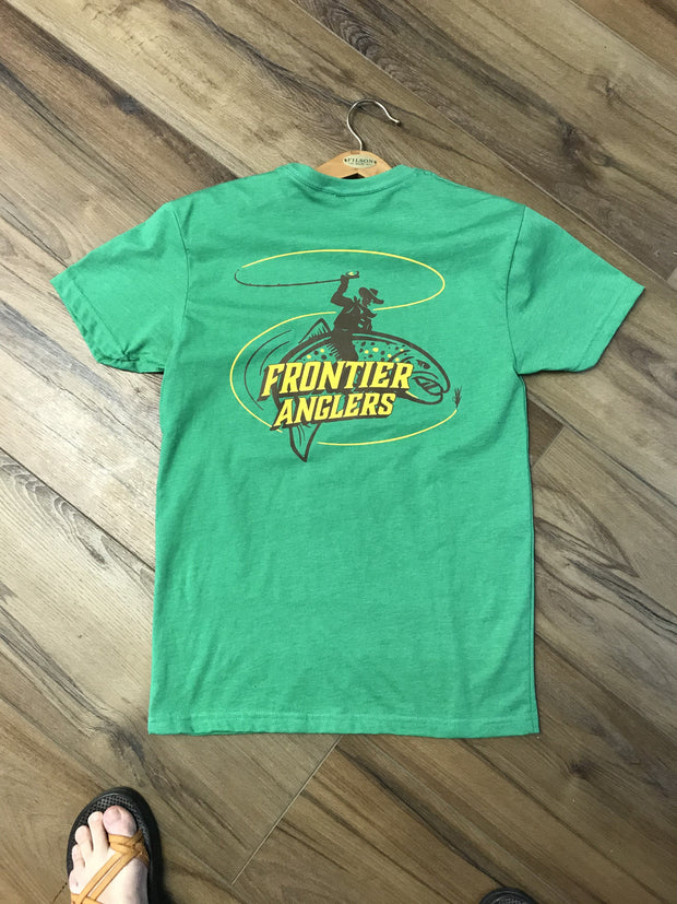 Frontier Anglers Logo Tee Shirt