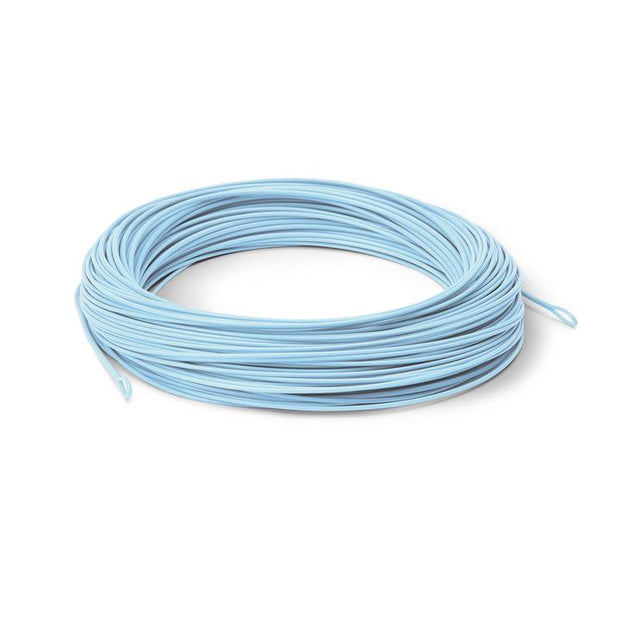 Cortland Liquid Crystal Series Flats Taper Fly Line WF-8-F Sky Blue