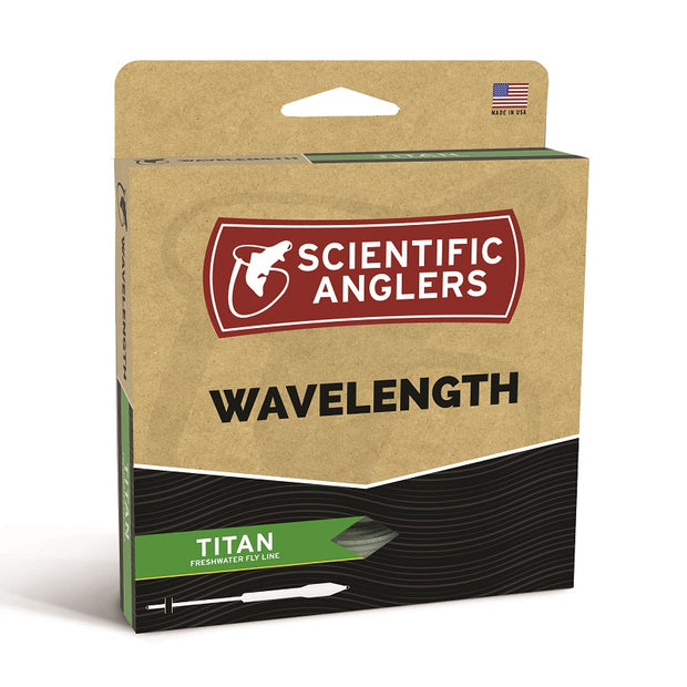 Scientific Anglers Wavelength Titan Fly Line