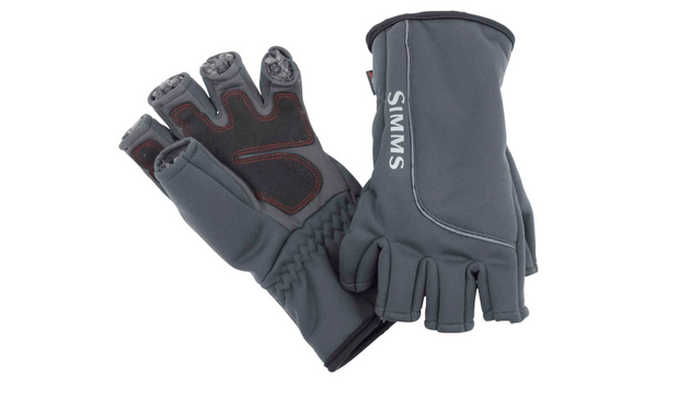 Simms Guide Windbloc 1/2 Finger Mitt