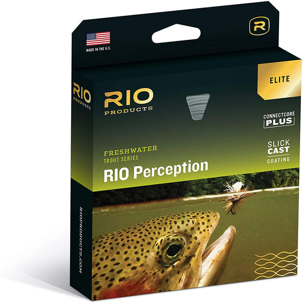 RIO Freshwater Trout Series Elitle Rio Perception Fly Line