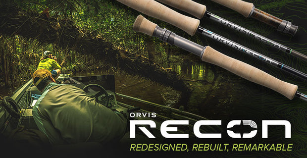 Orvis Freshwater Recon Fly Rod