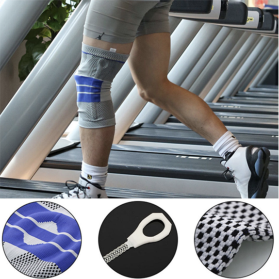 60% OFF TODAY- Premium Knee Brace Compression Sleeves