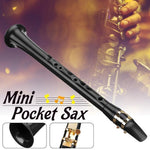 (Buy one get four free countdown day & 60% OFF) Mini Pocket Sax!!