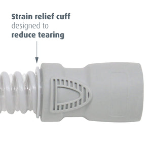 Standard CPAP Tubing 6ft Long with 22mm Cuffs