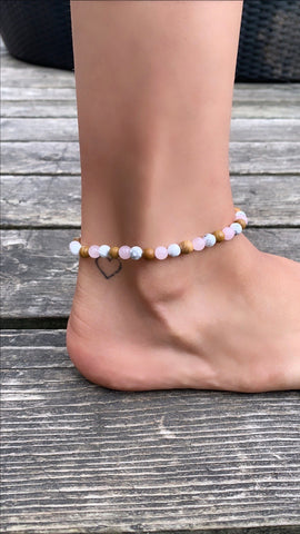Stress & Tranquility Anklet