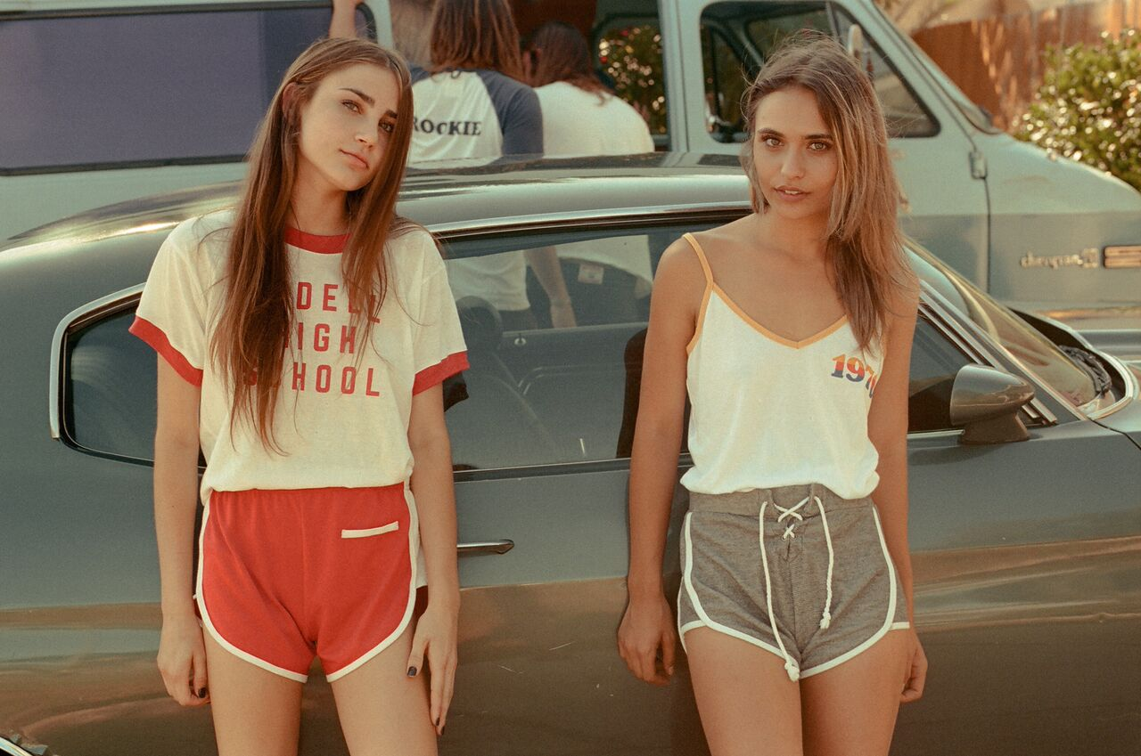 Camp Collection - Block Party Lookbook