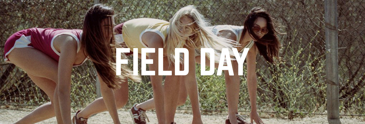 CAMP COLLECTION- Shop  Field day