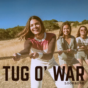 HO'16 Tug O' War Lookbook | CAMP Collection