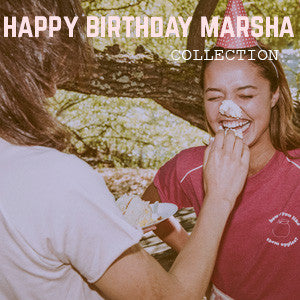 Camp Collection - Happy Birthday Marsha