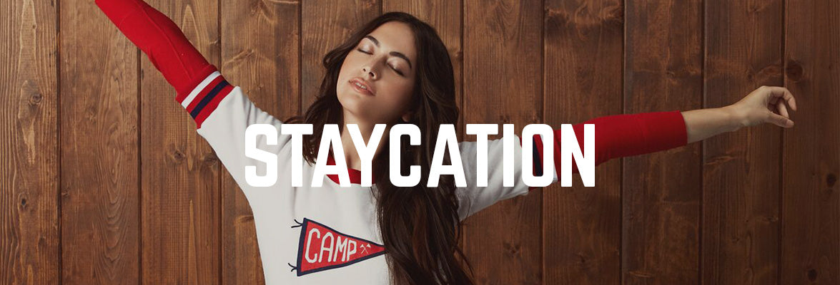 CAMP COLLECTION SHOP STAYCATION