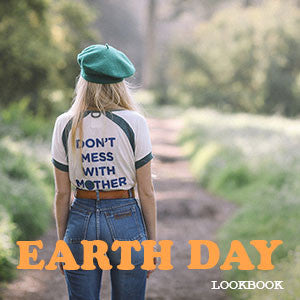 Earth Day Lookbook | CAMP Collection