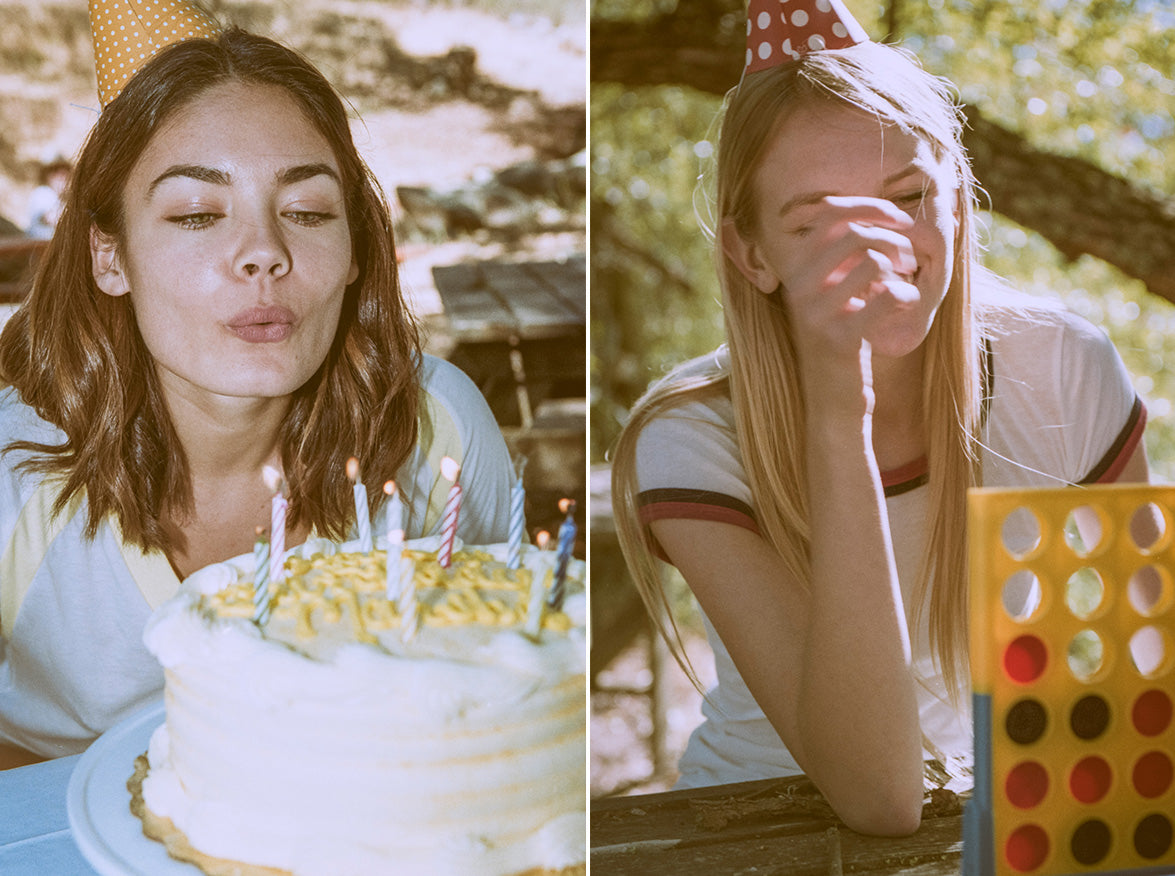 Camp Collection - Happy Birthday Marsha! Lookbook
