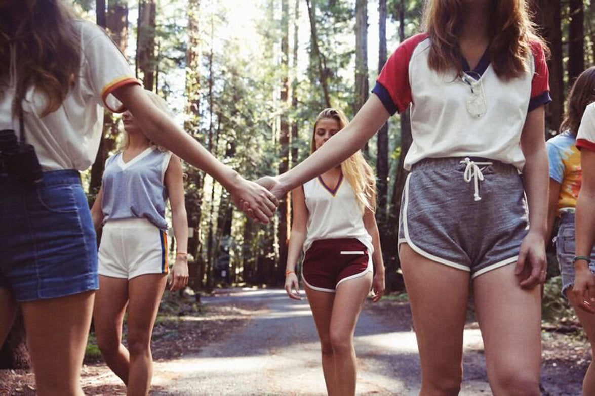Camp Collection Rise and Shine Lookbook