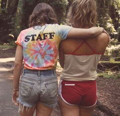 Tie Dye STAFF Tee -  - CAMP Collection - 2