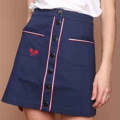 MIXED DOUBLES SKIRT